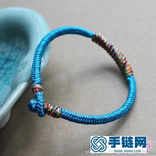九乘迦叶金刚绳的制作方法