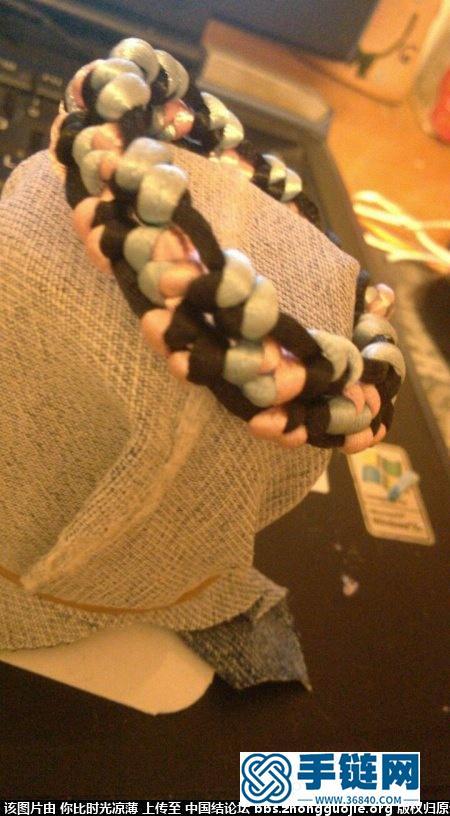 自创蛇结[相惜]手链