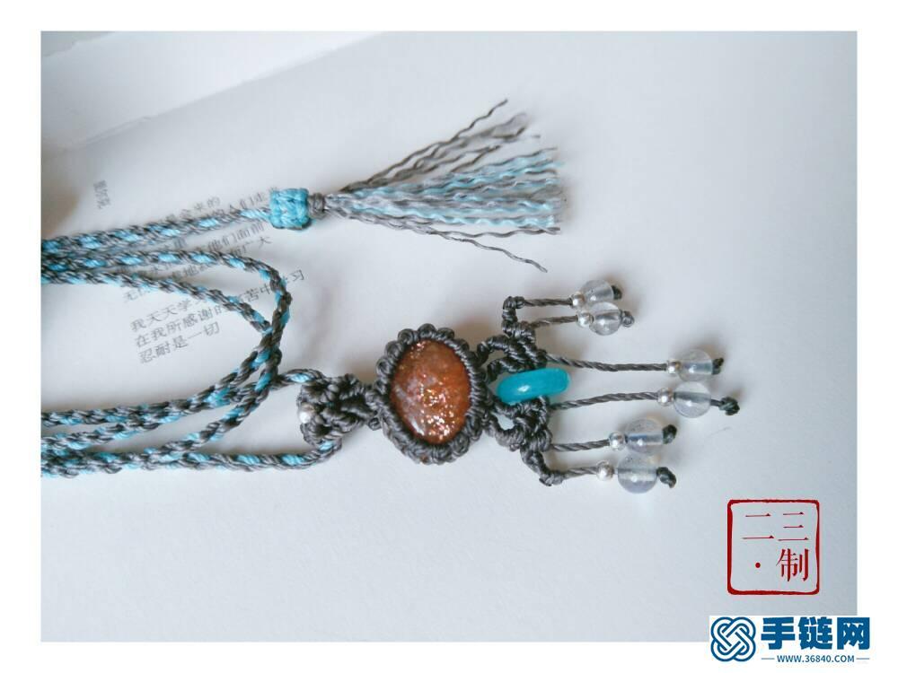 【布里】原创民族风项绳