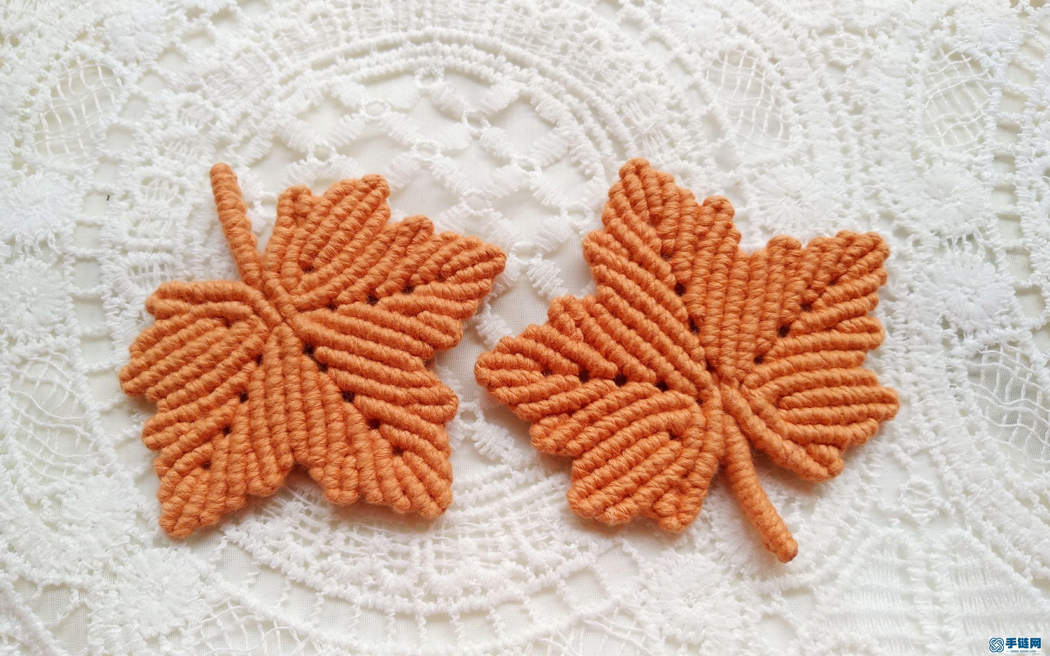 编织一片枫叶,飘过最后的秋天,和新的开始相遇