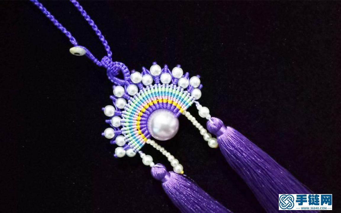 关于凤冠花嫁挂绳和毛衣链绳的补充