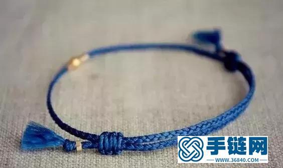 10款绚丽多彩手链,即好看又好编,夏天佩戴最好!附27种绳编法